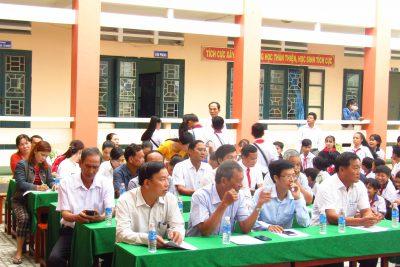 Trường TH&THCS Phong Đông tổ chức lễ khai giảng năm học 2019-2020