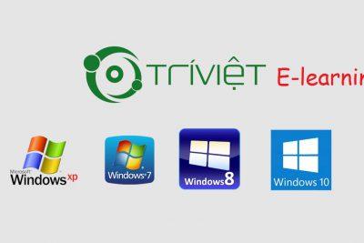 Video hướng dẫn thiết kế bài giảng E-learning bằng phần mềm Trí Việt